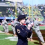 Oregon National Guard takes part in University of Oregon Spring Game