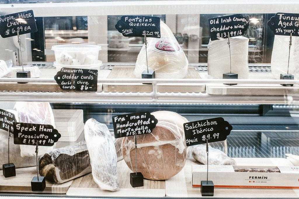 All items sold in The Pantry are sourced for their locality, sustainable practices, and of course, their flavors! (PHOTO: OLYSOCIAL and Poppi Photography
