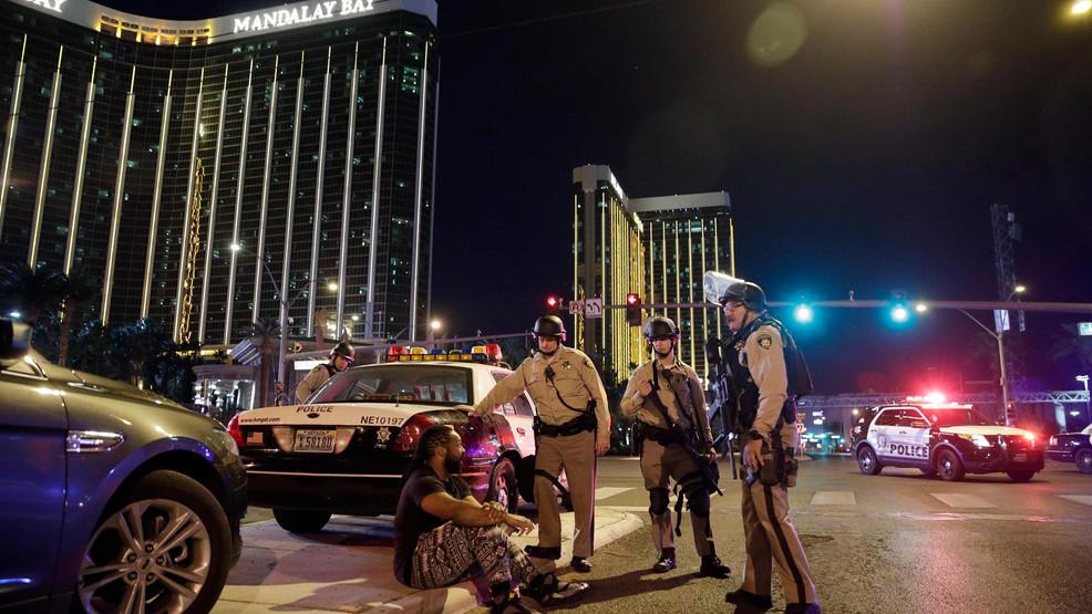 Survivor of Las Vegas mass shooting sues employer