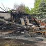 Police investigating pavilion fire at Winnebago County Park