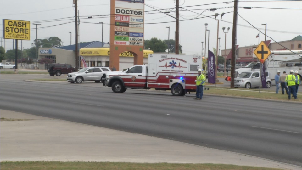 CPS Energy worker burned in accident on Northwest Side (Photo: SBG San Antonio)