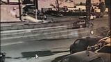 Caught on camera: Motorcyclist survives scary crash near Tower District