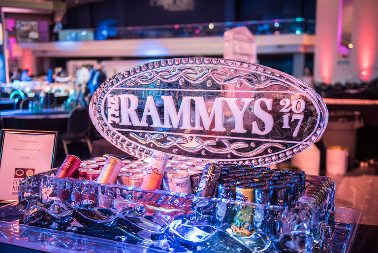 Guests sipped and sampled a variety of food and beverages at the 2017 RAMMY Awards Gala.  (Image: Courtesy Events DC)