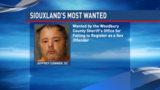 SIOUXLAND'S MOST WANTED: Jeffrey Connor