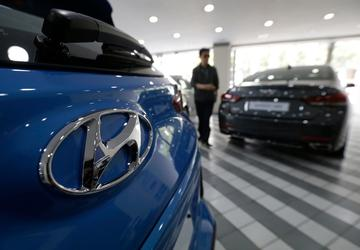 Hyundai Motor's China plant halts again on supply disruption