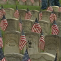 Hundreds come to Andersonville National Cemetery to honor military heroes
