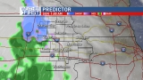 Accumulating snow possible this weekend