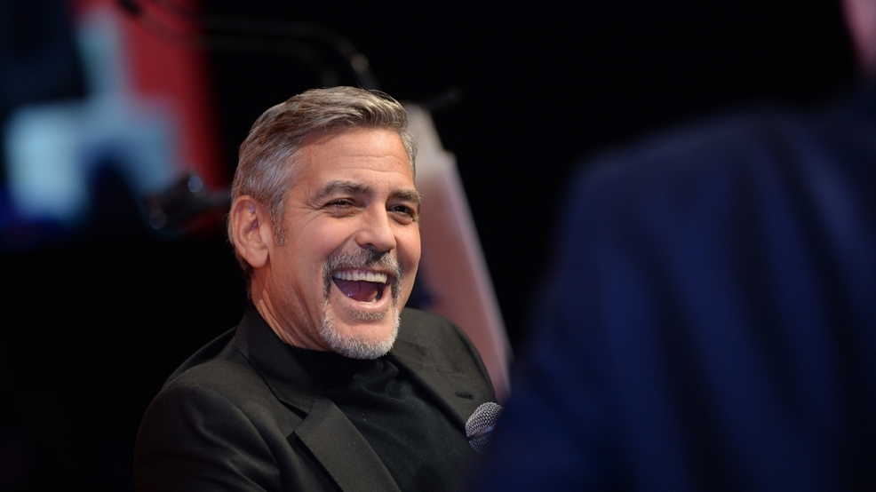 George Clooney's details leaked in political party hack