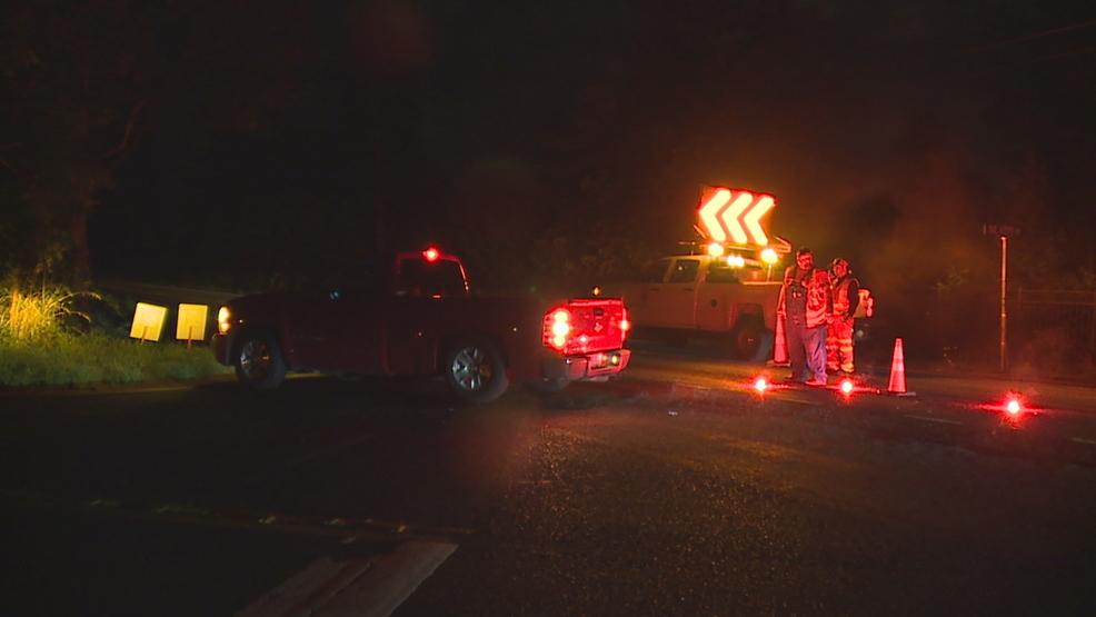 Man dies in motorcycle crash outside Vancouver