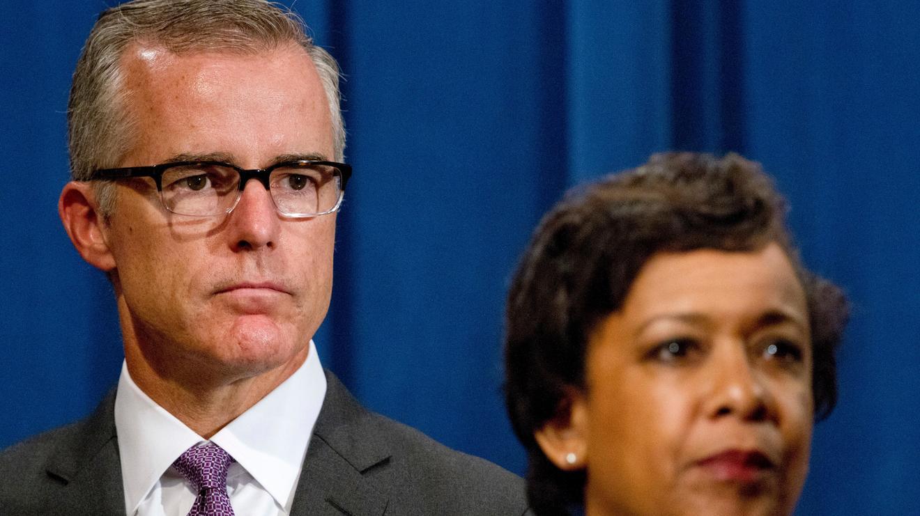 Image result for FBI chief McCabe faces three separate federal inquiries into his behavior
