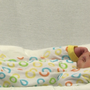 Proud parents welcome 14.4-lb baby at hospital