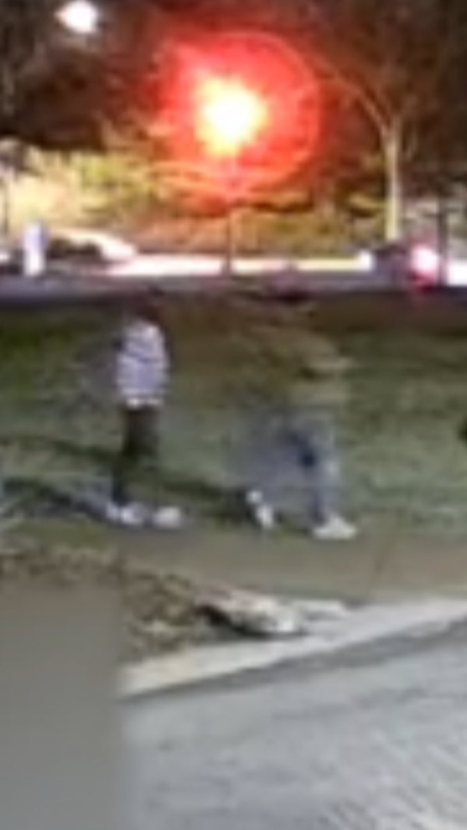 Surveillance video photo of two people wanted for posting anti-immigration posters found on American University campus.{&amp;nbsp;} Tuesday, Jan. 23, 2018 (American University police){&amp;nbsp;}<p></p>