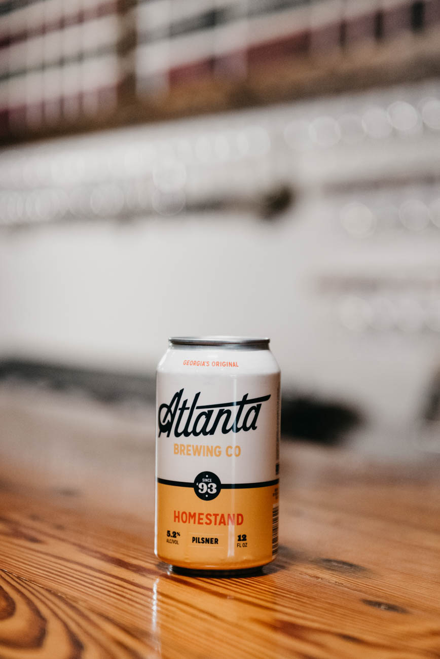 Atlanta Brewing Company, founded in 1993, is the oldest brewery in the city. ADDRESS: 2207, 2323 Defoor Hills Rd NW, Atlanta, GA (30318) / Image courtesy of Atlanta Brewing Company // Published: 4.3.19
