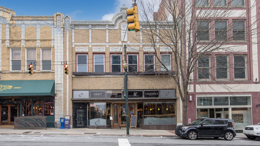 2 downtown Asheville buildings sold