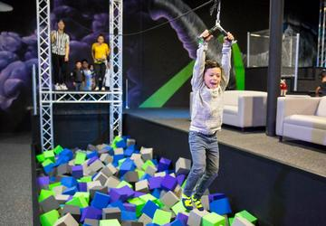 The Worlds Largest Extreme Air Sports Park Is In Tukwila Seattle