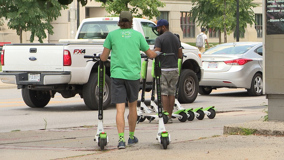 City of Columbus places regulations on electric scooters | WSYX
