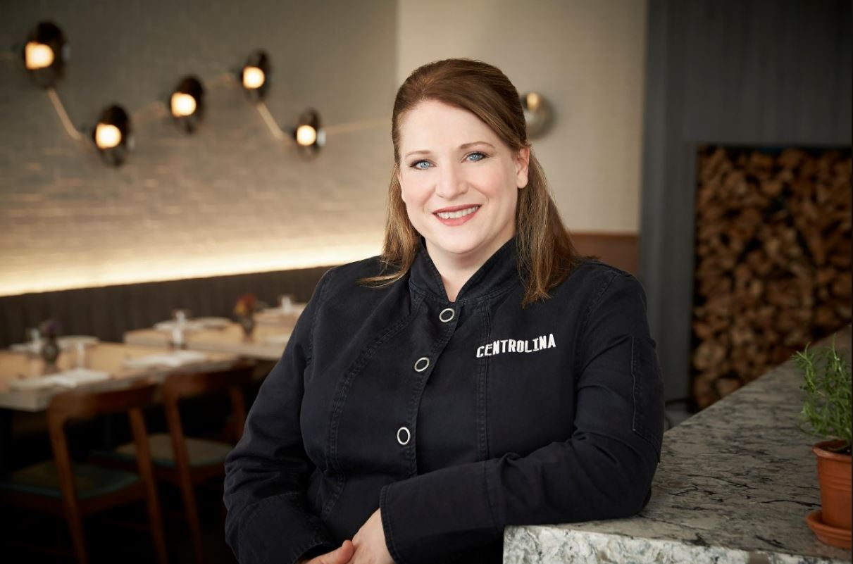 Amy Brandwein of Centrolina is a semifinalist for Best Chef: Mid-Atlantic. (Image: Greg Powers)