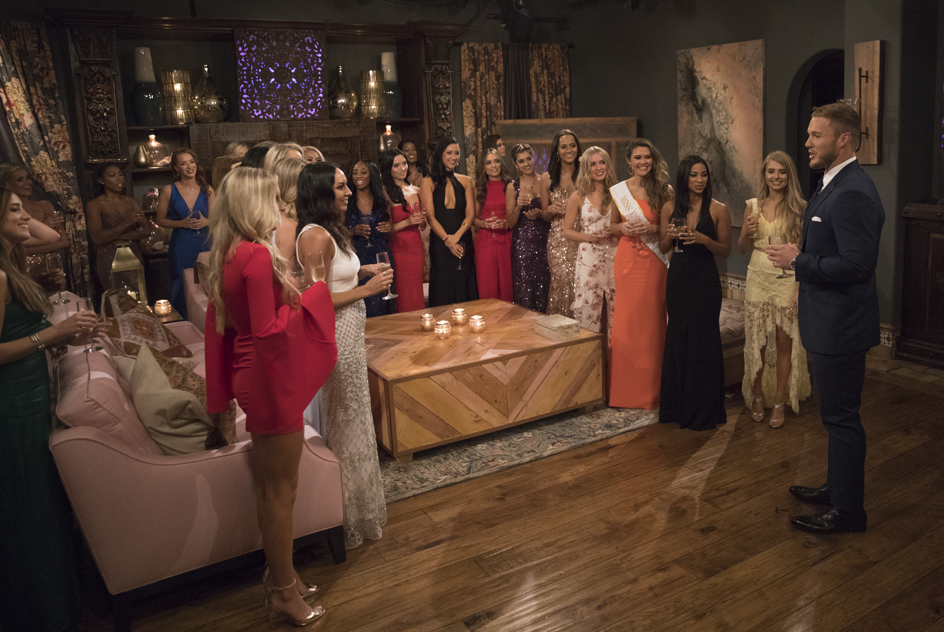 "We are just a few short hours away from the premiere of the 23rd season of ABC's ""The Bachelor"" which kicks off with a live, three-hour special where we will meet all 30 ladies vying for Colton Underwood's heart... and other things. (Image: ABC/Rick Rowell)"