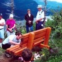 Lost in the fire? Family fears memorial bench burned at Angel's Rest