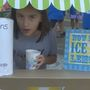 Mishawaka students raise money for hurricane victims with car wash, lemonade stand