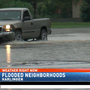 Heavy rainfall floods streets in Harlingen