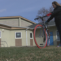 Woman pedaling again after bike shop replaces her stolen bike