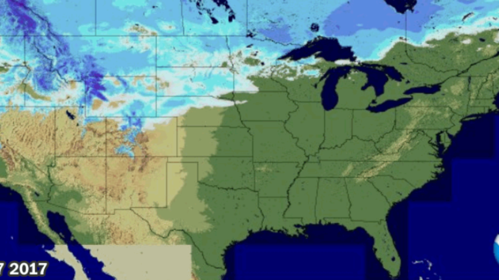 Better snow for lower 48...just not New England