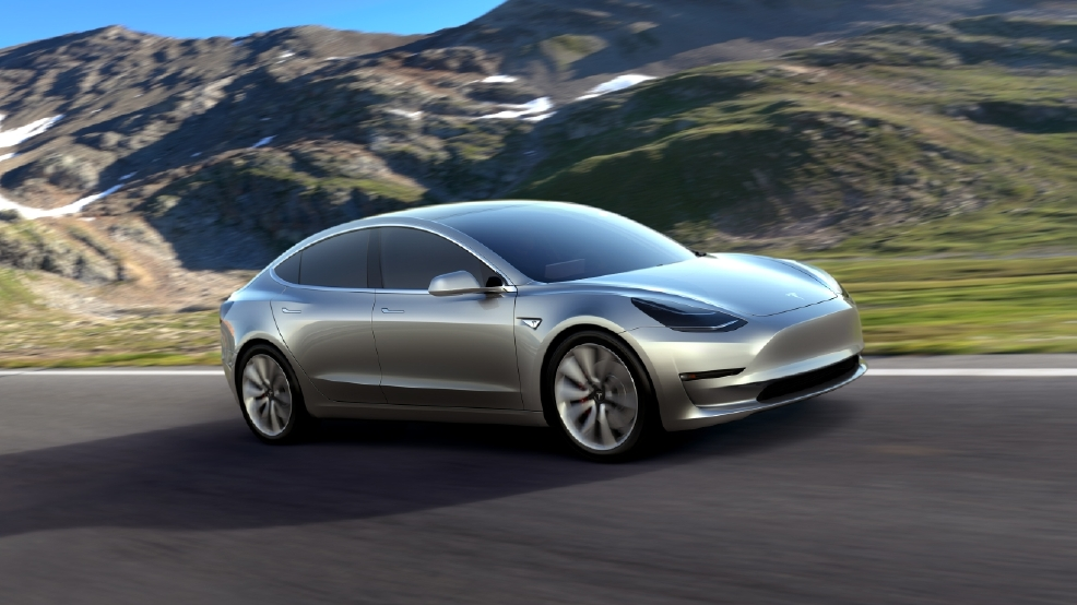 Seattl Tech Company Axon Offering Teslas To Entice New