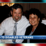 Local hero helping disabled veterans