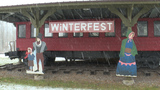 Hawley Winterfest draws crowds despite snow