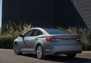 Hyundai's swanky new Azera ruled out for US