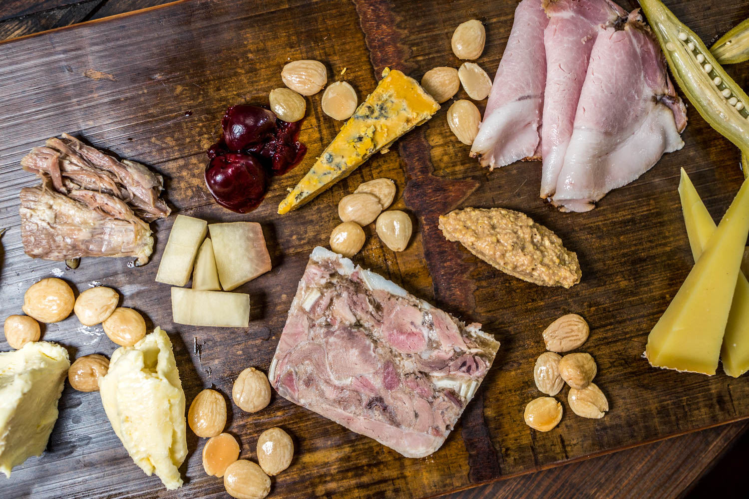 Charcuterie / Image: Catherine Viox // Published: 10.16.19<p></p>