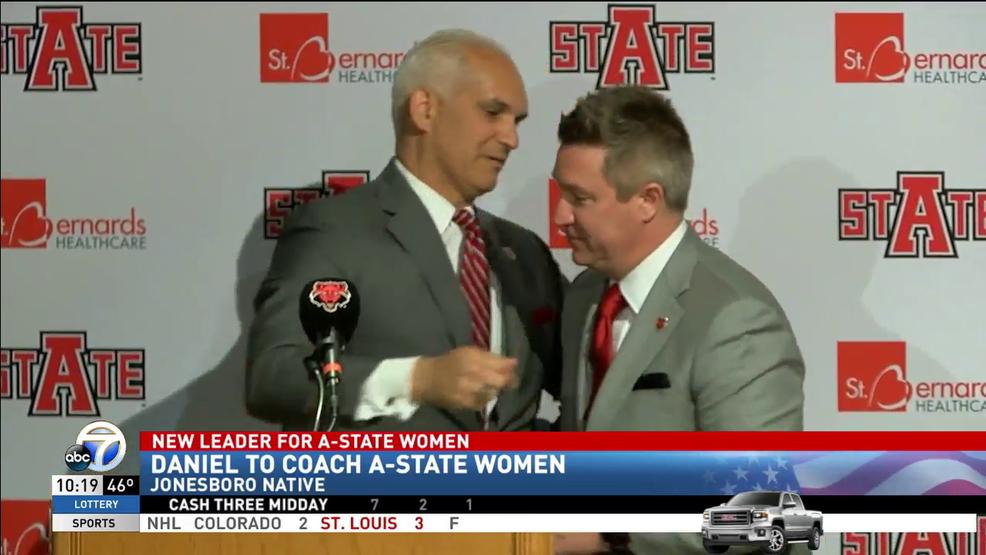 Jonesboro native Matt Daniel will coach A-State women | KATV