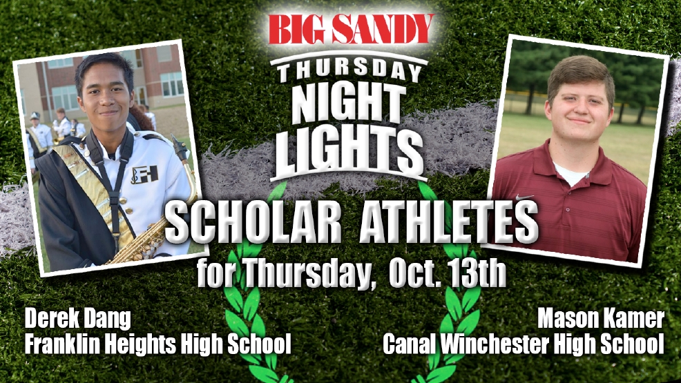 Big Sandy Scholar Athletes Week 8