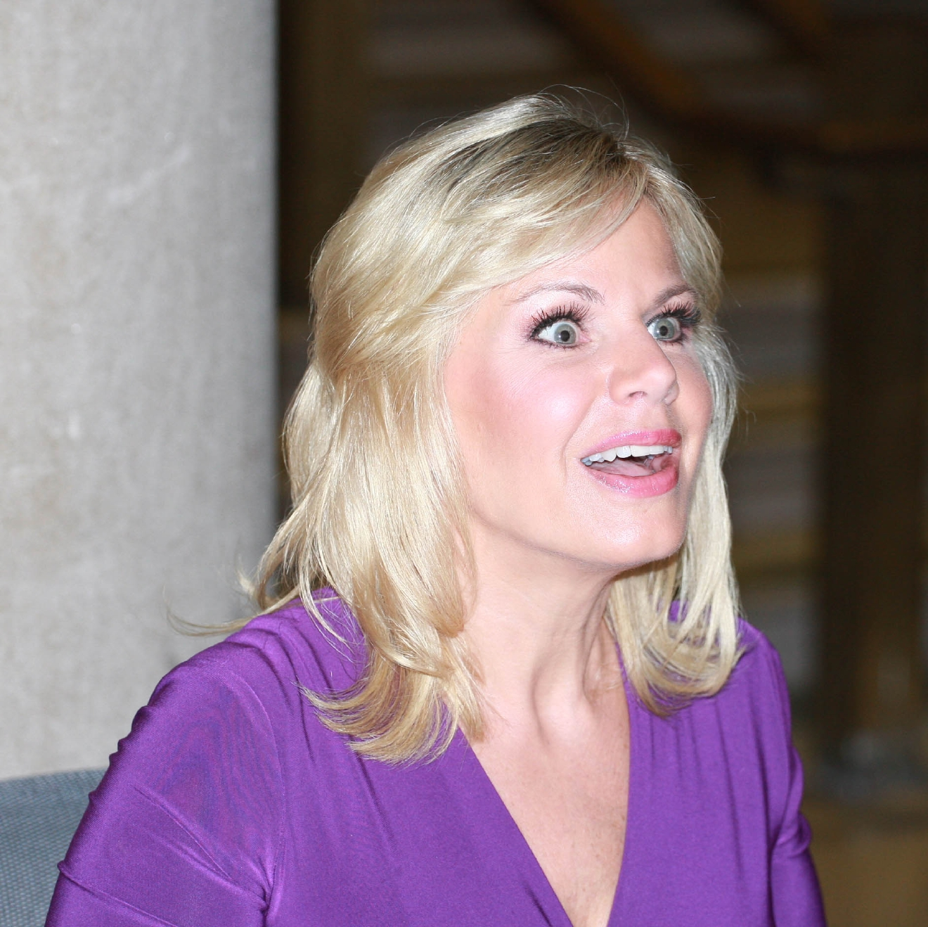 FILE - Fox News anchor Gretchen Carlson signs copies of her book 'Getting Real' at the Free Library of Philadelphia Report: Fox News settles anchor's lawsuit against ex-CEO for $20 million, apology expected (Credit: W Wade / WENN)