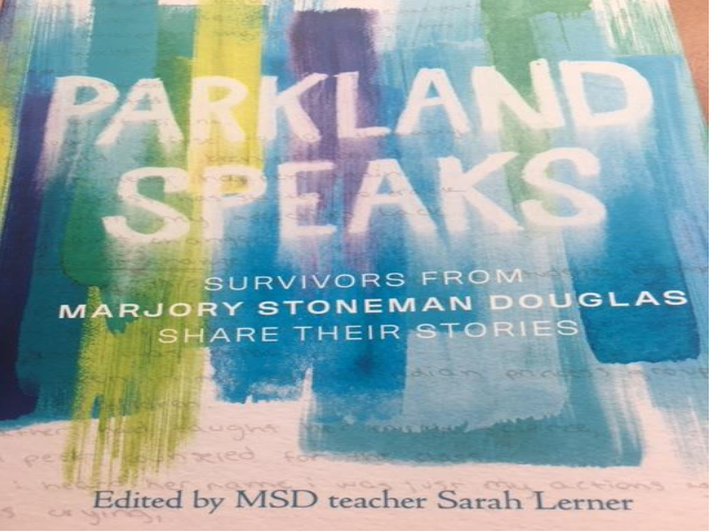 Parkland school shooting survivors share story in new book (WPEC)