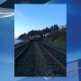 Woman killed by train in Edmonds