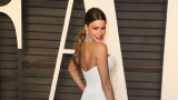 Sofia Vergara wears makeup in the shower