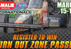 Win Tickets to Gatornationals 2018!