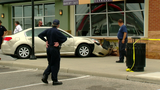 Car hits Deerfield Towne Center restaurant