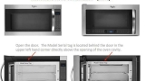 Whirlpool recalls several microwave models