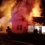 Early morning house fire in Macon