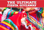 ENTER TODAY: The Ultimate Fiesta Giveaway