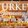 Local church giving over 100 turkeys away in Lamont