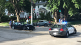 Traffic slows after crash at 50th and Farnam