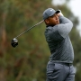 Jhonattan Vegas shoots 68 to set standard at soggy Riviera