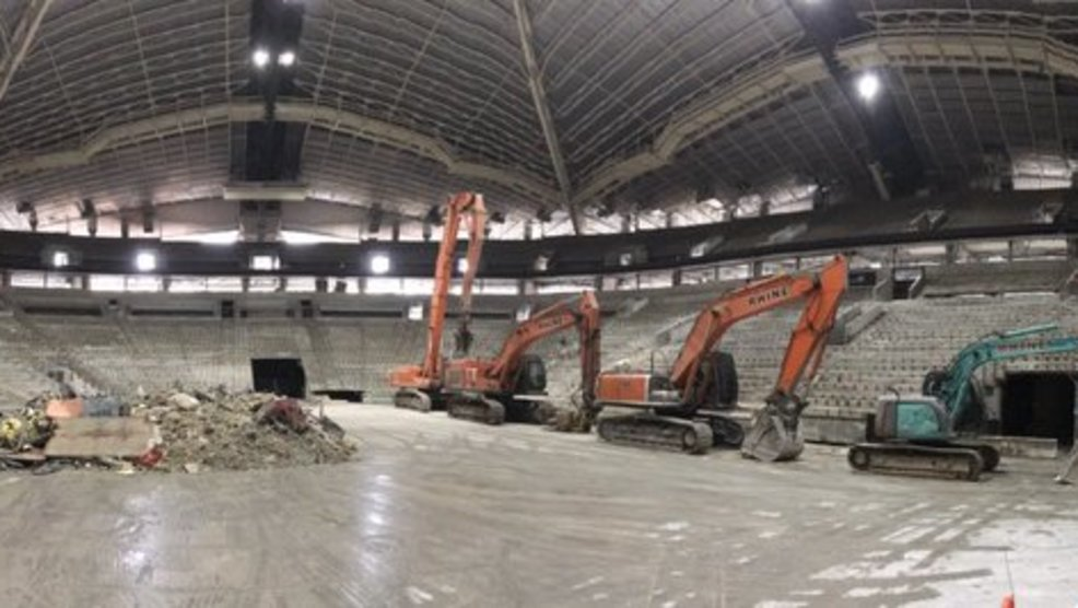 Seattle Center Arena renovations costs up to $900 million, completion slated for 2021