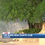 Structure fire reported near Borger Country Club