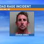 Road rage incident involves rifle in Wheeling