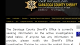 Saratoga County Sheriff's Office looking for information on cold cases